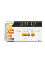 Berringa Australian Honeycomb Pure and Natural 200g