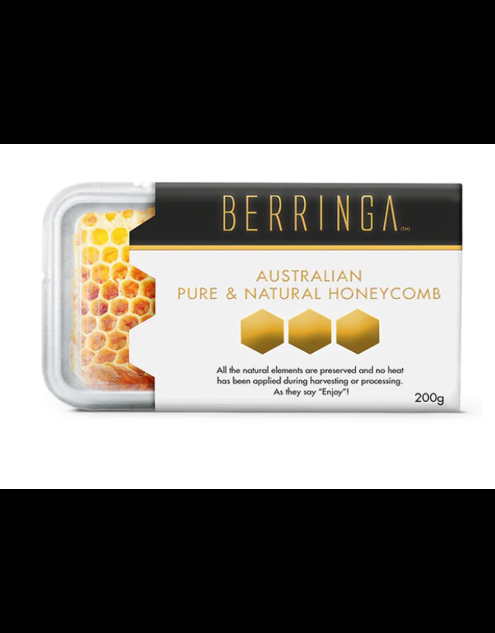 Berringa Australian Honeycomb Pure and Natural 200g