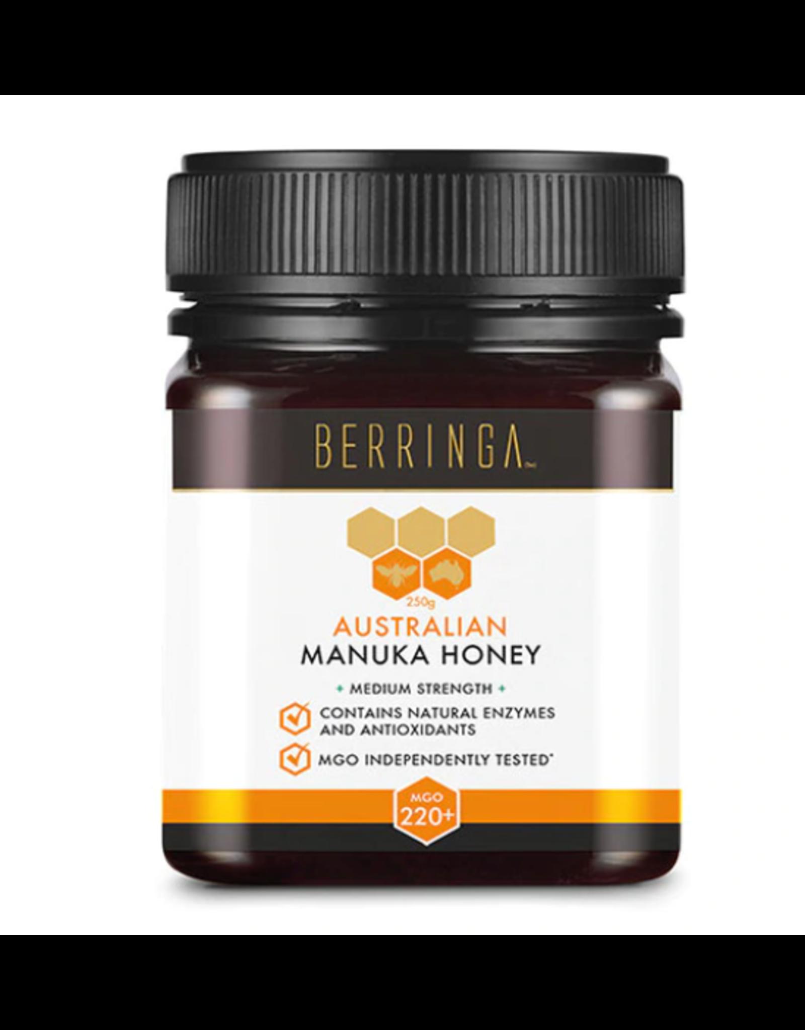 Berringa Australian Super Manuka Active (+220MGO) 250g