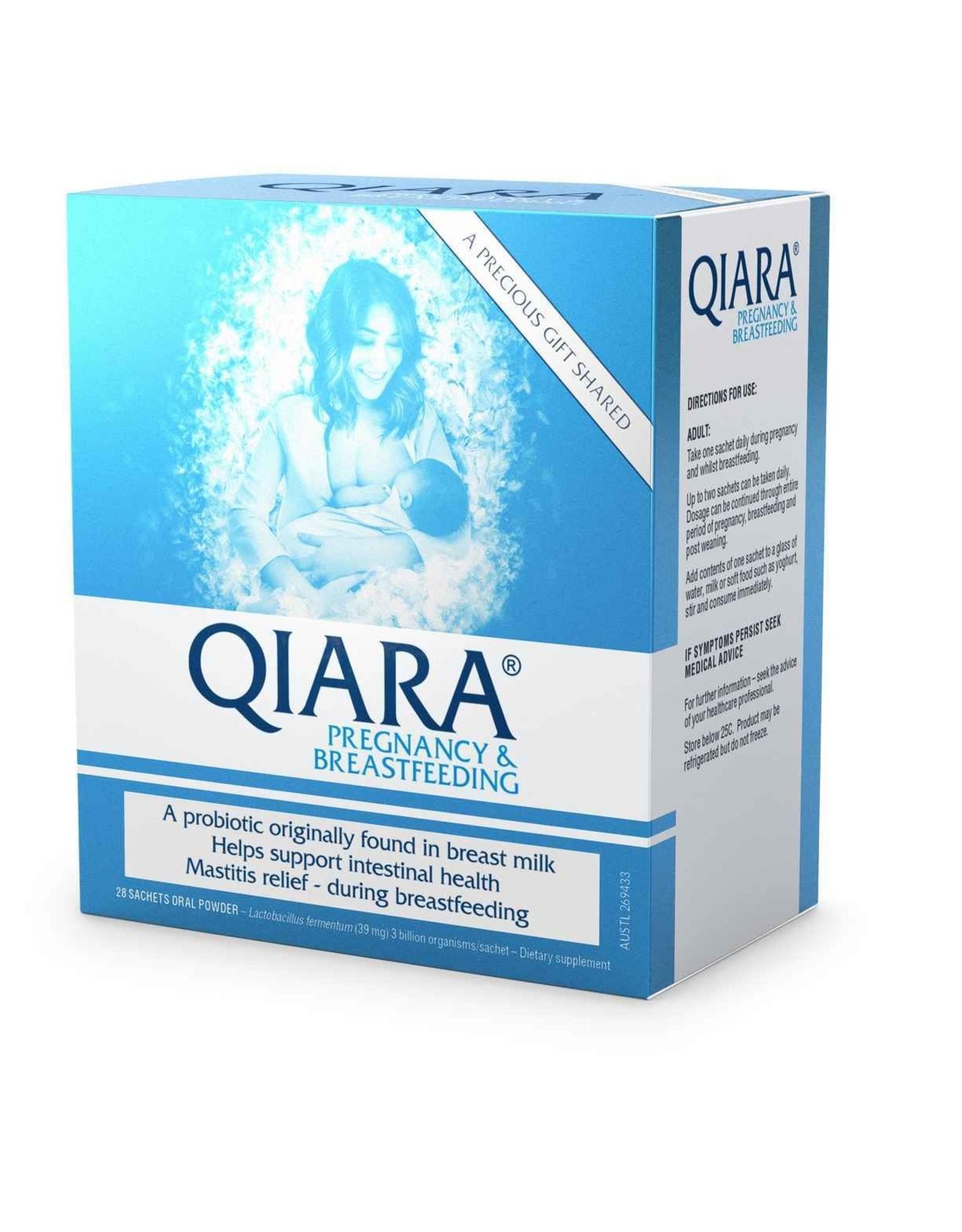 Qiara QIARA Pregnancy and Breastfeeding 28 Sachets