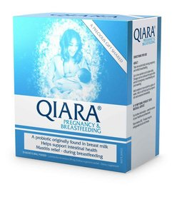 Qiara QIARA Pregnancy and Breastfeeding 28 Sachets