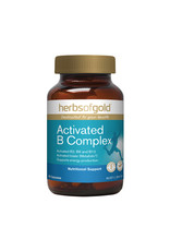 Herbs of Gold Activated B Complex 60c