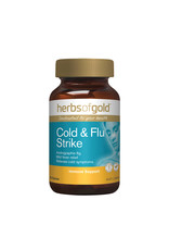 Herbs of Gold Cold & Flu Strike 60t