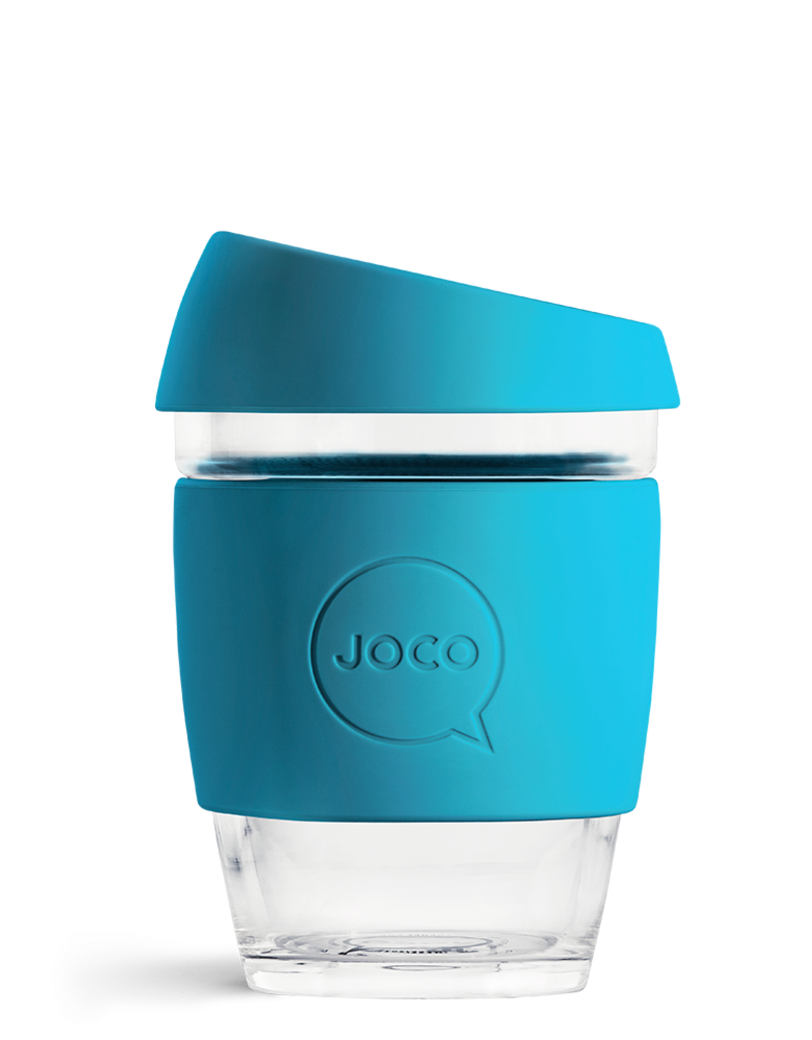 Joco Reusable Glass Cup 12oz