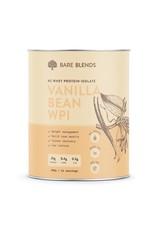 Bare Blends Vanilla Bean Whey Protein Isolate 500g