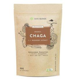 Bare Blends Chaga Mushroom Extract - Organic - 90g