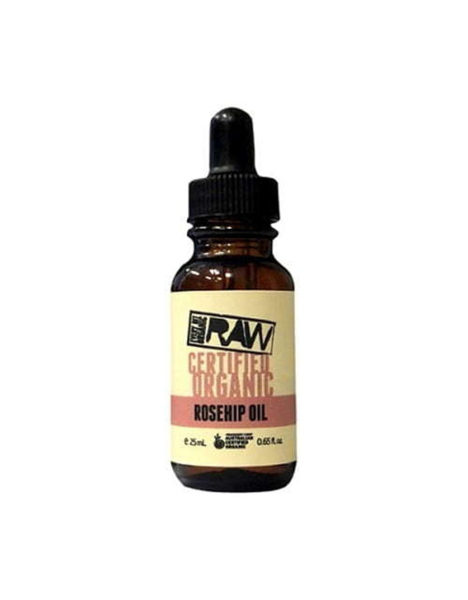 Every Bit Organic Raw Certified Organic Rosehip Oil 50ml