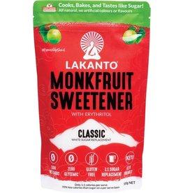 Lakanto Monkfruit Sweetener White Sugar Replacement 500g