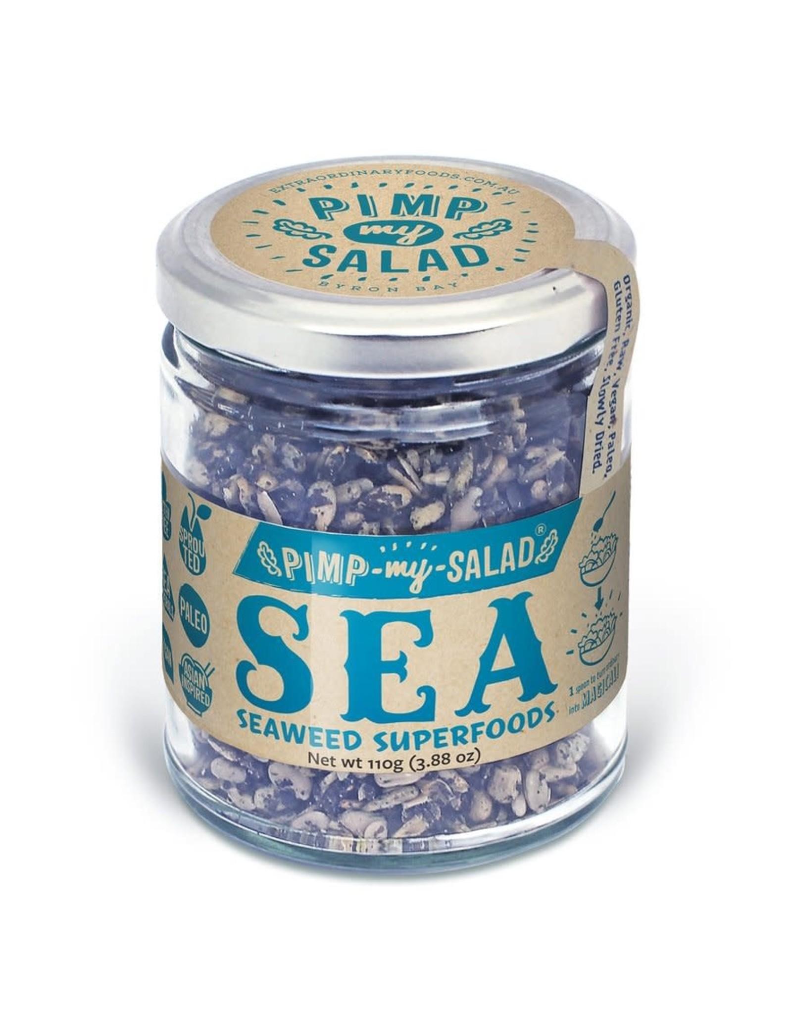 Extraordinary Foods Pimp My Salad  Sea Superfoods Sprinkles 110g
