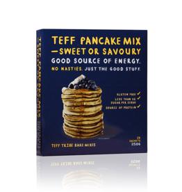 Teff Tribe Teff Sweet or Savoury Pancake Mix 350g