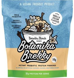 Botanika Brekky Probiotic Porridge - Vanilla Dream - 1kg