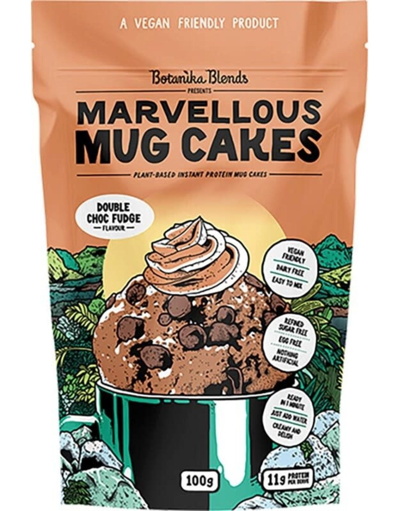Botanika Marvellous Mug Cakes Double Choc Fudge - 100g