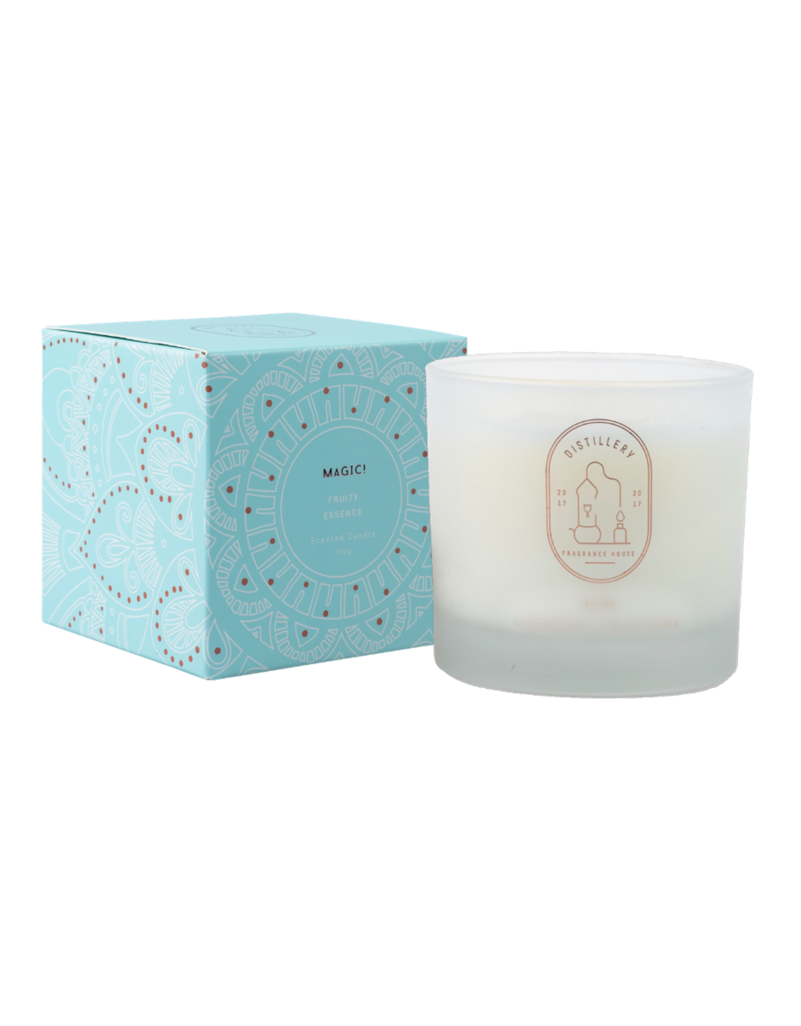 Distillery Fragrance House Soy Candle - Fruity Essence