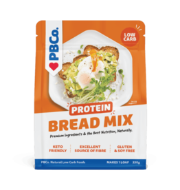 PBCO Protein Bread Mix 330g