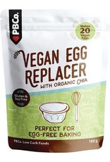 PBCO Vegan Egg Replacer with Organic Chia