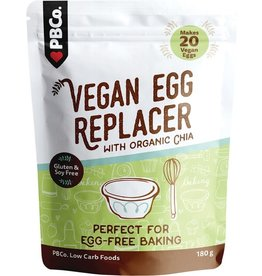 PBCO Vegan Egg Replacer with Organic Chia