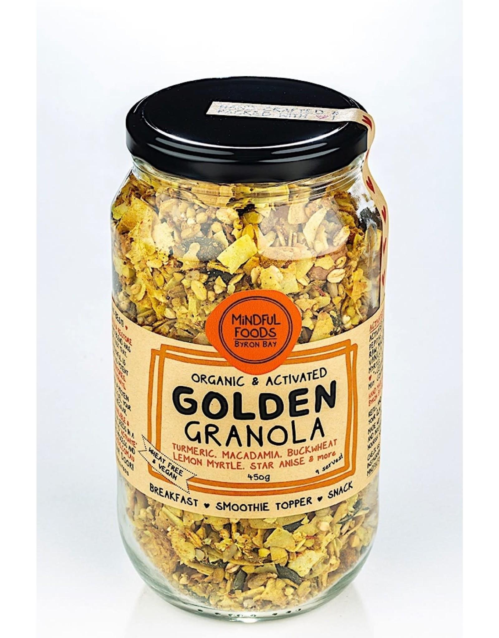 Mindful Foods Golden Granola