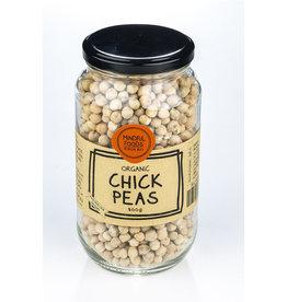 Mindful Foods Chickpeas - Organic - 800g
