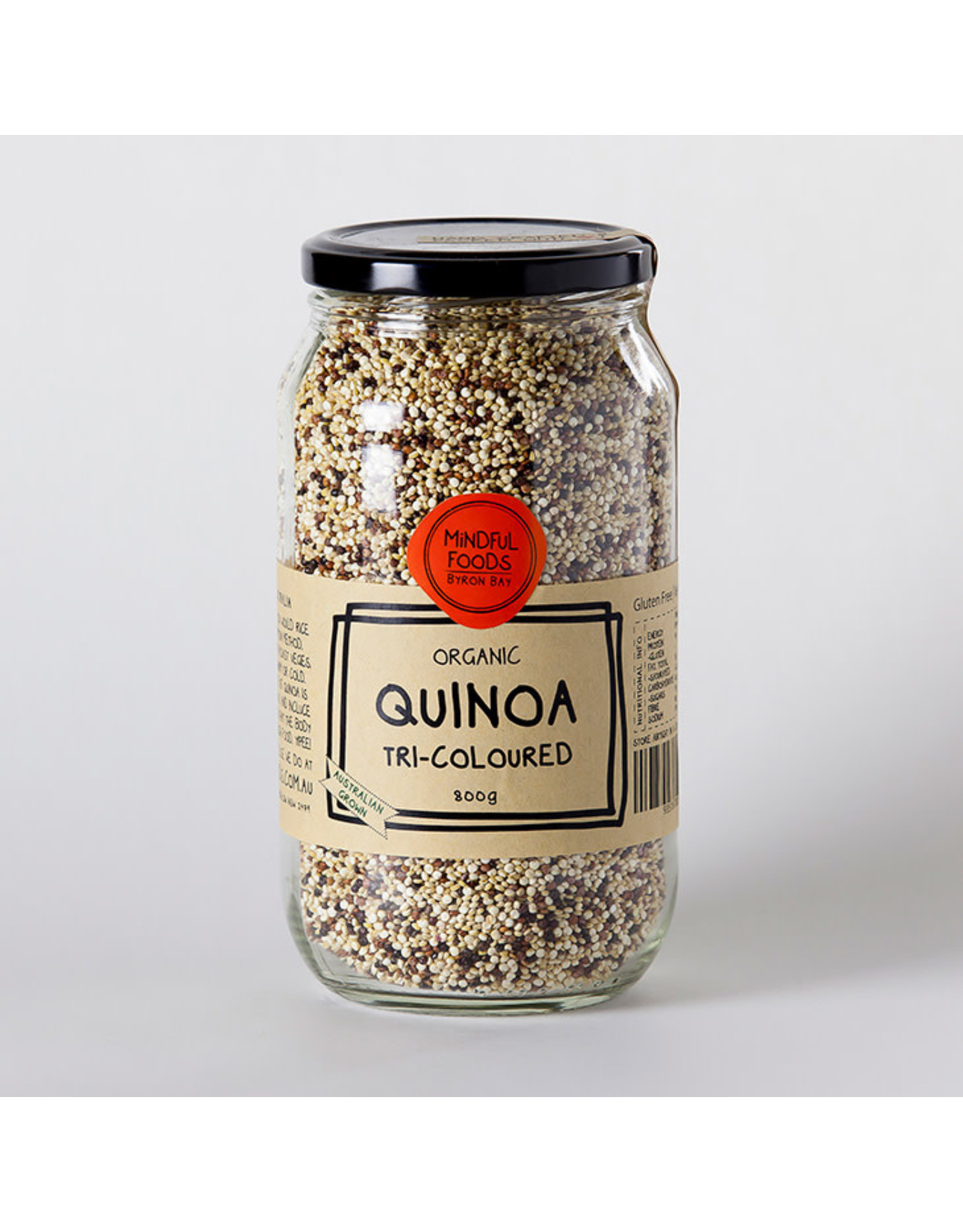 Summerhill Pantry Quinoa Tri Coloured - Organic - 800g