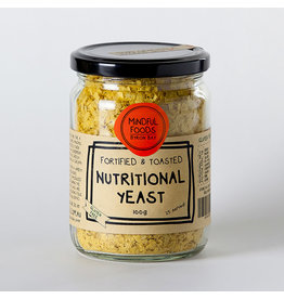 Summerhill Pantry Nutritional Yeast Flakes - JAR - 100g