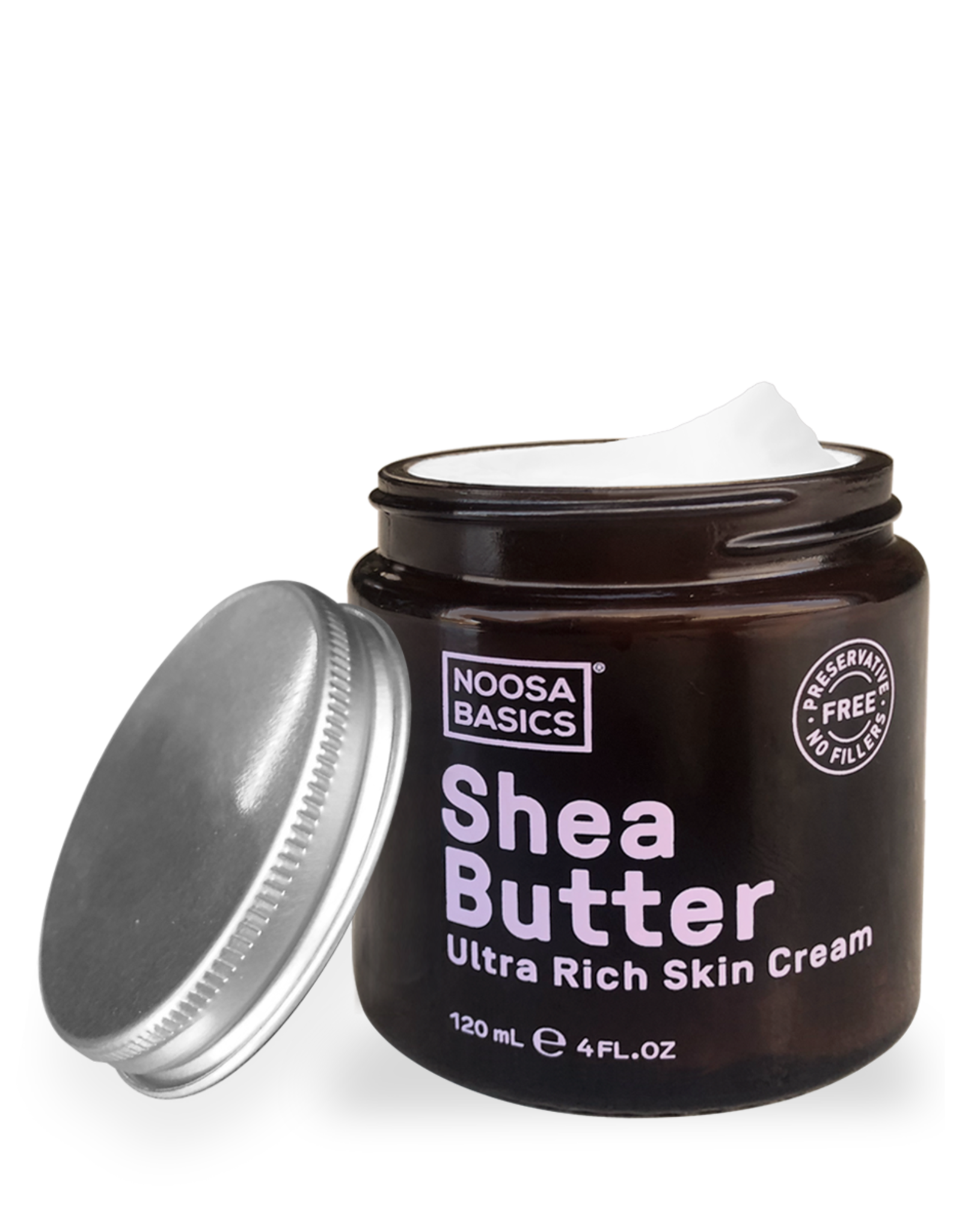 Noosa Basics Ultra Rich Skin Cream - Shea Butter - 120ml