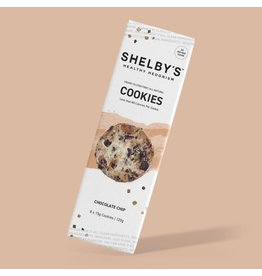 Shelby's Healthy Hedonism Chocolate Chip Cookies 120g