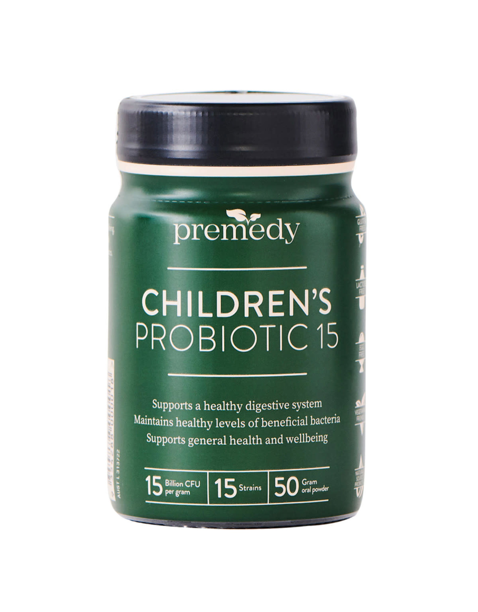 Premedy Children's Probiotic 50g