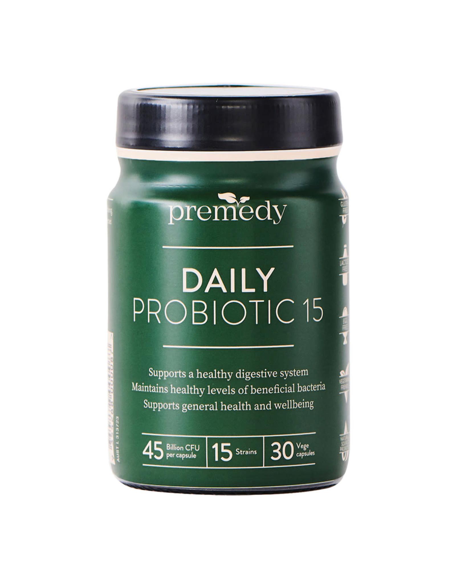 Premedy Daily Probiotic 30vc