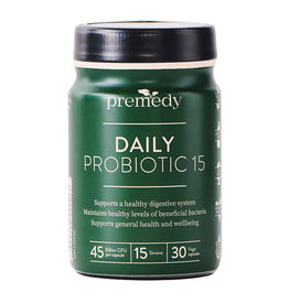 Premedy Daily Probiotic 30vc
