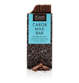 The Carob Kitchen Carob Bar Milk - 80g