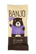 The Carob Kitchen Banjo Bear Coconut Carob Vegan 15g