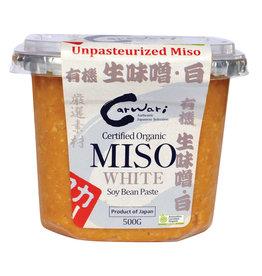 Carwari Organic Miso Paste White 500g