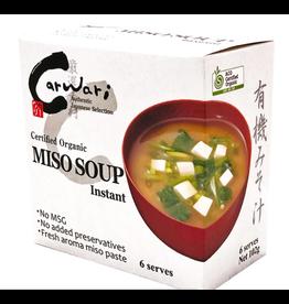 Carwari Instant Miso Soup x 6 serves