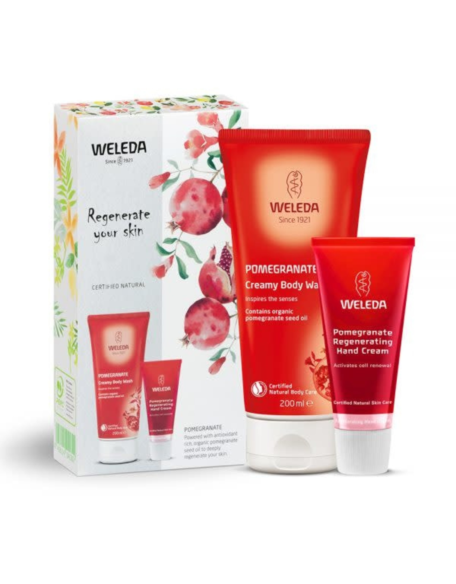 Weleda Regenerate Your Skin Pack