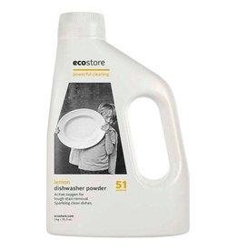 EcoStore Dishwasher Powder Lemon 1kg