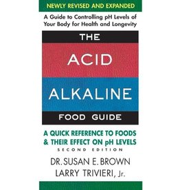 Brumby Sunstate The Acid Alkaline Food Guide Second Edition - Dr Susan E. Brown