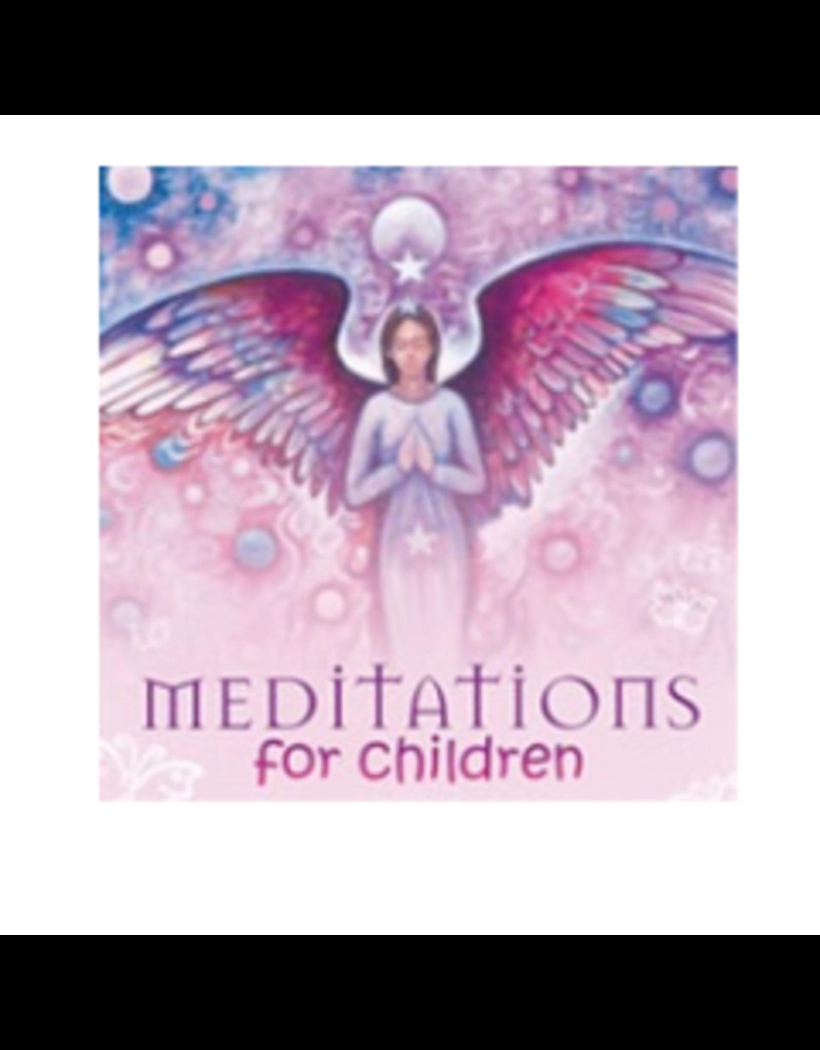 Blue Angel Meditations For Children CD - Elizabeth Beyer and Toni Carmine Salerno