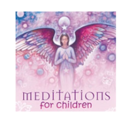 Blue Angel Meditations For Children CD - Elizabeth Beyer and Toni Carmine Salerno