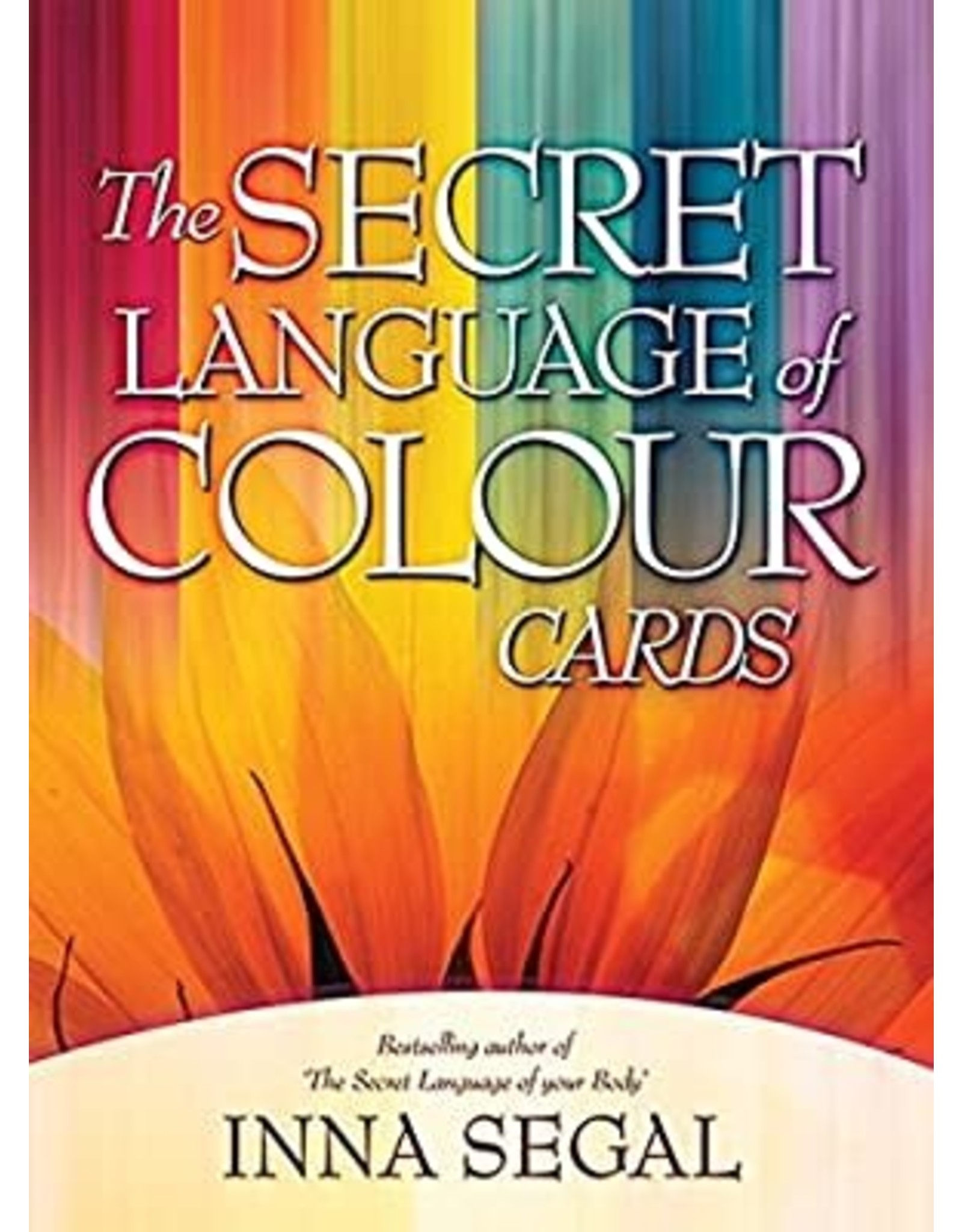 Brumby Sunstate The Secret Language Of Colour Cards - Inna Segal