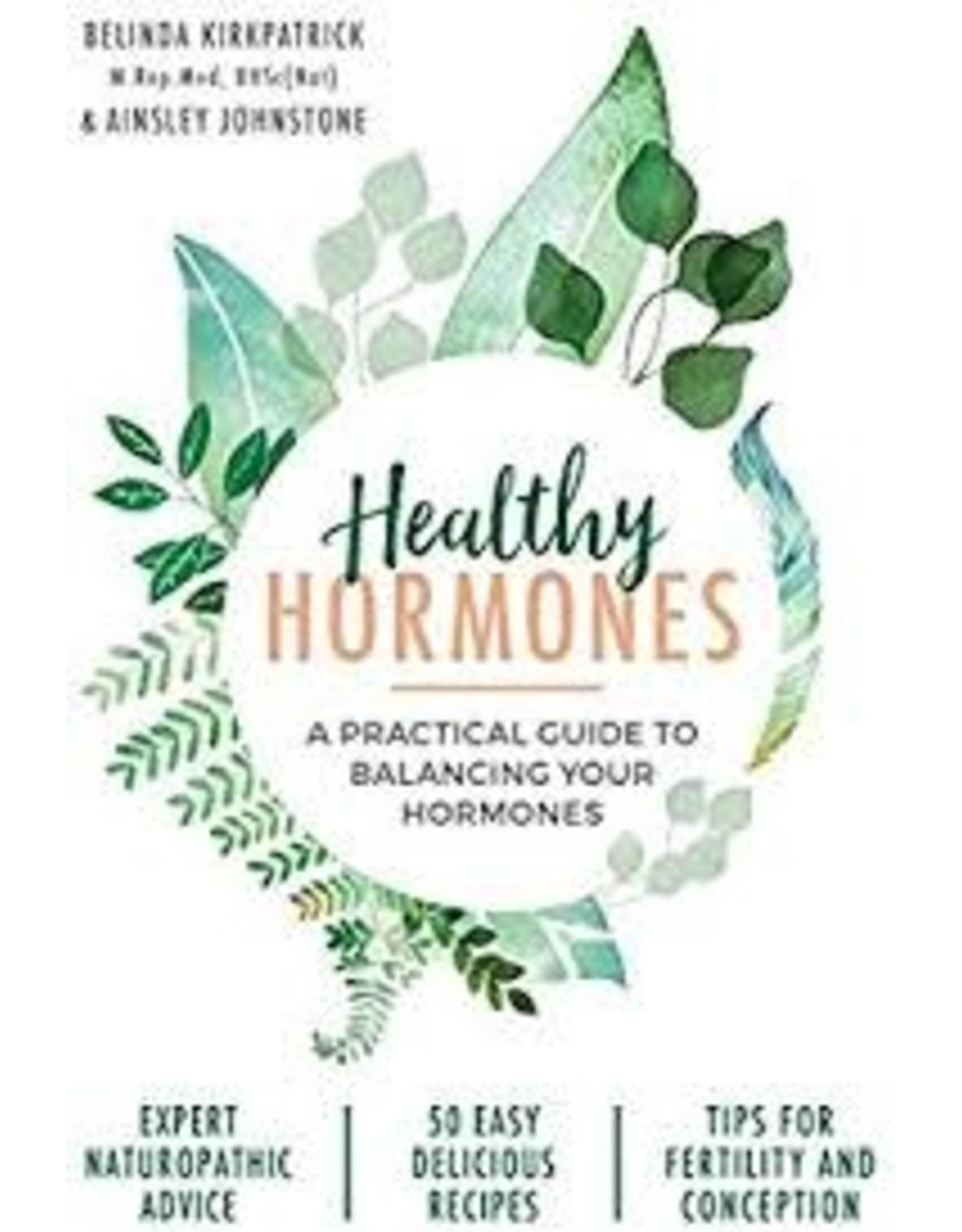 Healthy Hormones Belinda Kirkpatrick & A Johnstone - Book
