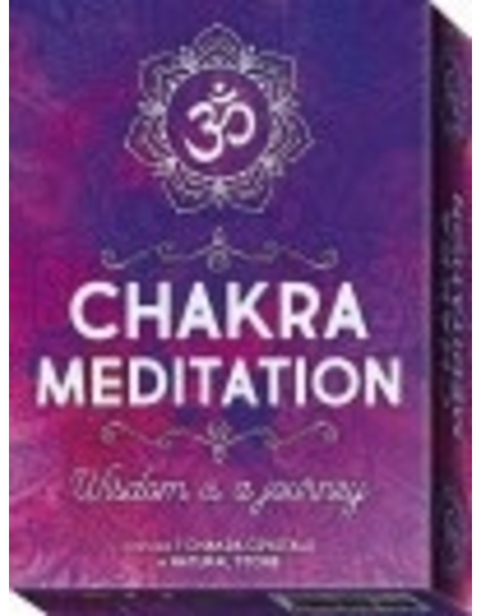 Brumby Sunstate Chakra Meditation Oracle Cards