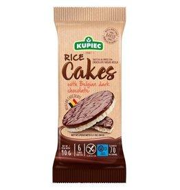 Kupiec Rice Cakes with Dark Chocolate - 90g