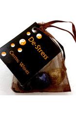 Silverstone Crystal Wish Bag - De-Stress