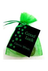Silverstone Crystal Wish Bag - Good Luck