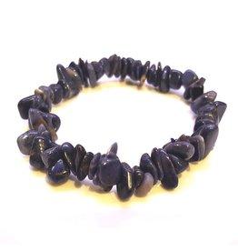 Silverstone Crystal Chip Bracelet - Sapphire