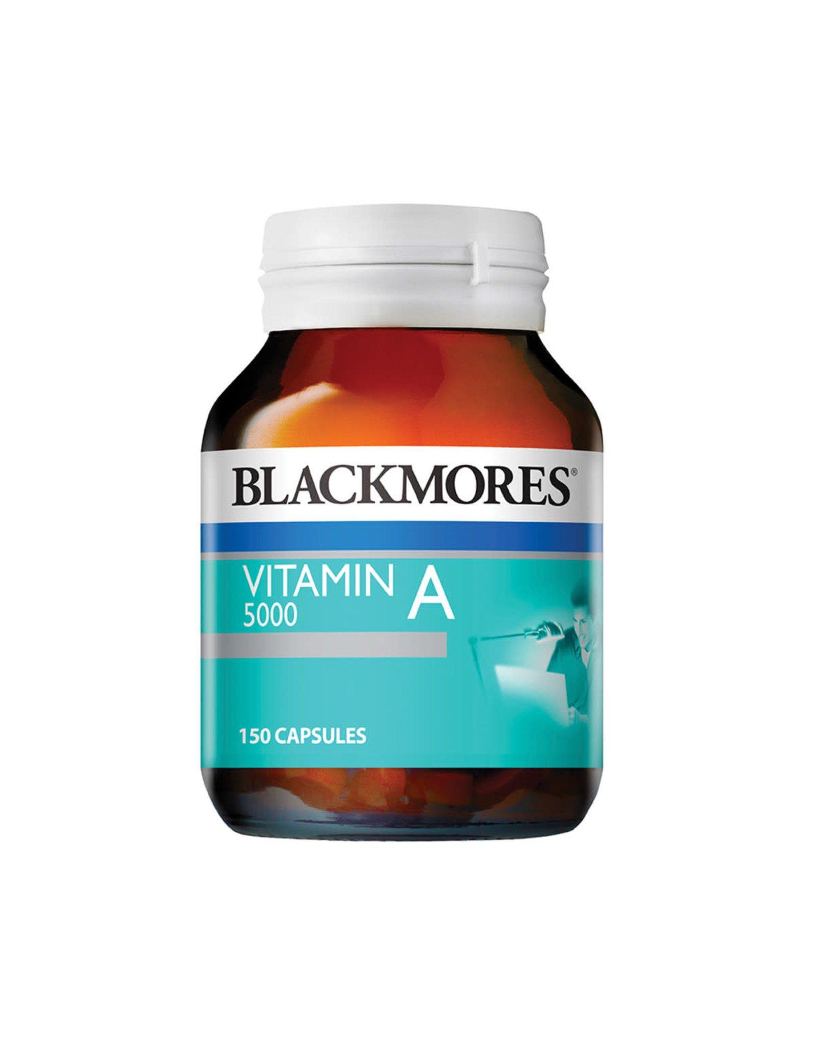 Blackmores Vitamin A 5000IU 150c