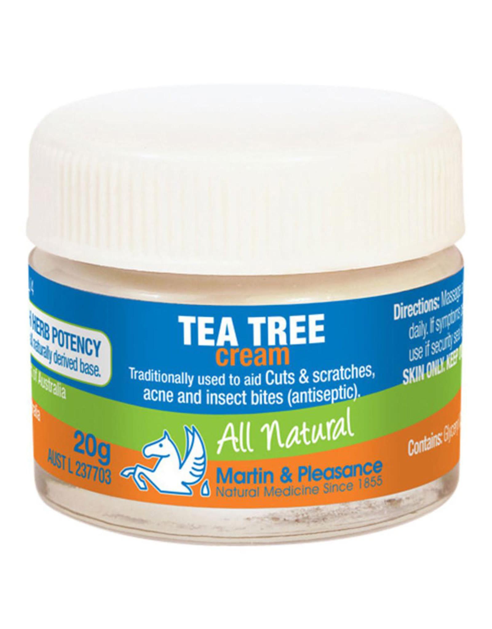 Martin & Pleasance Tea Tree Cream 20g