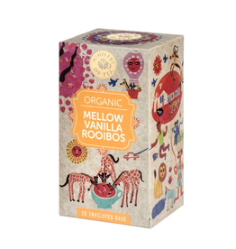 Ministry Of Tea Mellow Vanilla Rooibos - 20 Tea Bags