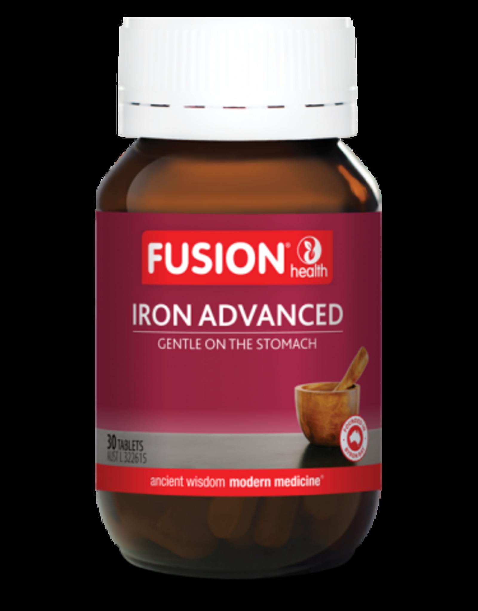 Fusion Iron Advanced