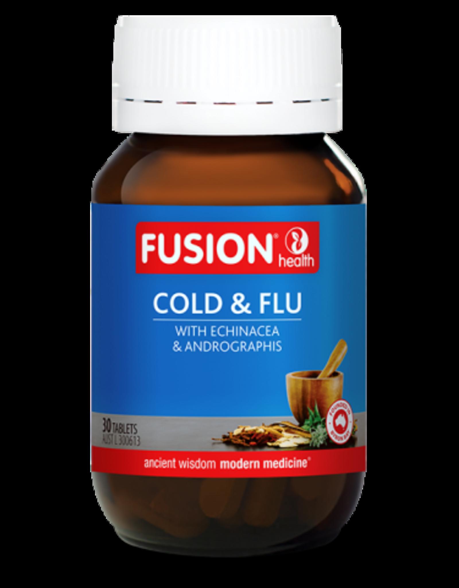 Fusion Cold & Flu